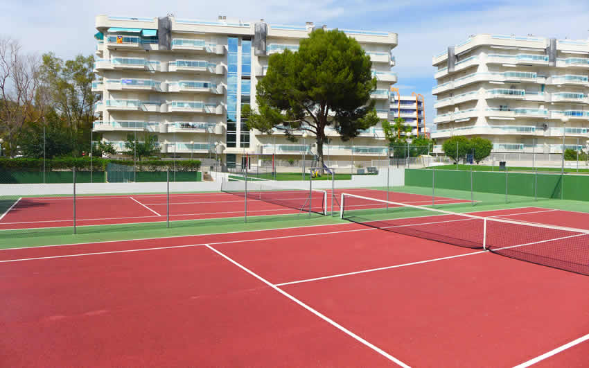 Apartments Larimar Rentalmar Families Only - Tennis and Paddle