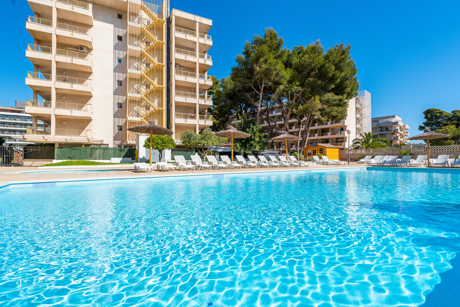 Appartements Salou Pacific - Piscine